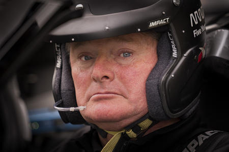 Twenty years after an accident left him paralyzed, former IndyCar racer Sam Schmidt is driving again at speeds up to 192 mph. Arrow engineers modified a Chevrolet Corvette to create a semi-autonomous vehicle that he operates safely and independently with head controls.